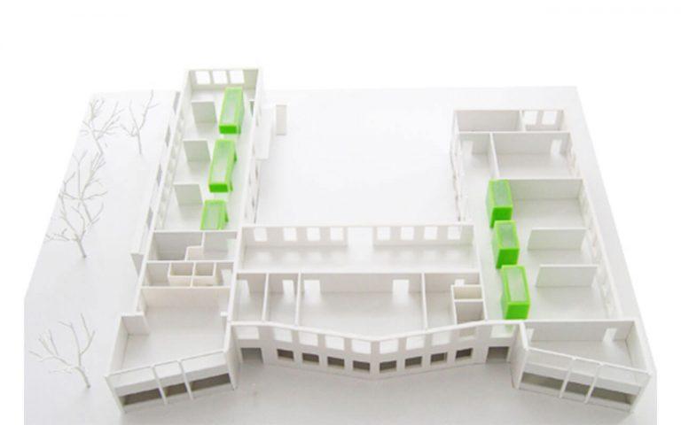 Haus des Kindes - Modell